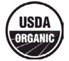 USDA seal for organic products